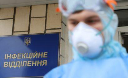 В Украине за сутки зафиксировали 2 884 новых случая COVID-19