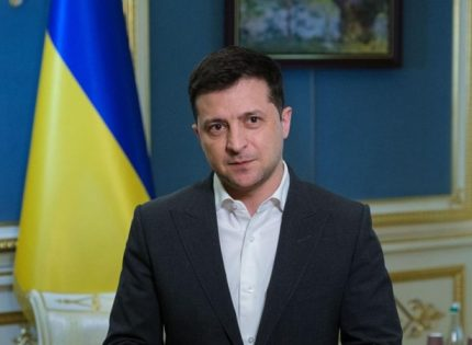Зеленский предложил Путину встретиться на украинском Донбассе — в любой точке, где идет война