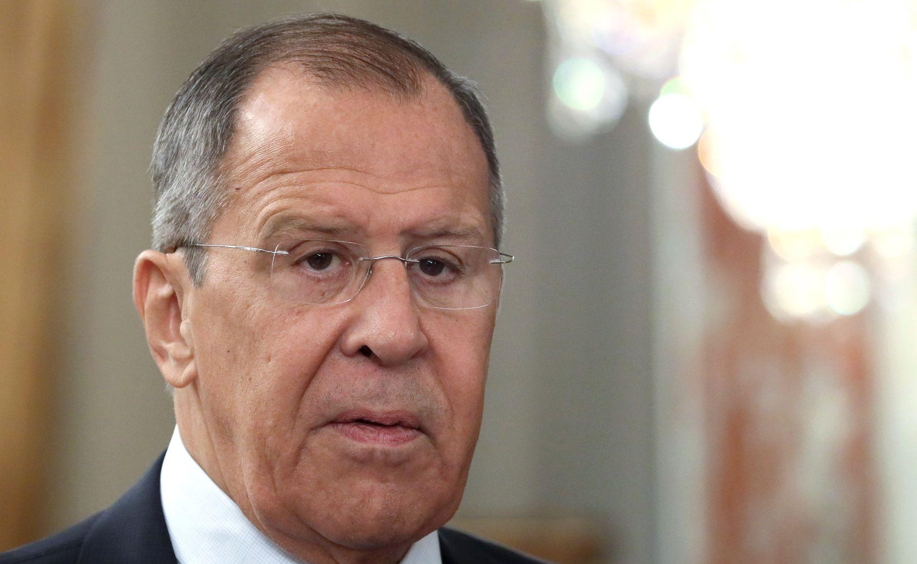 Лавров: Москва готова содействовать выполнению «Минска» Донецком и Луганском
