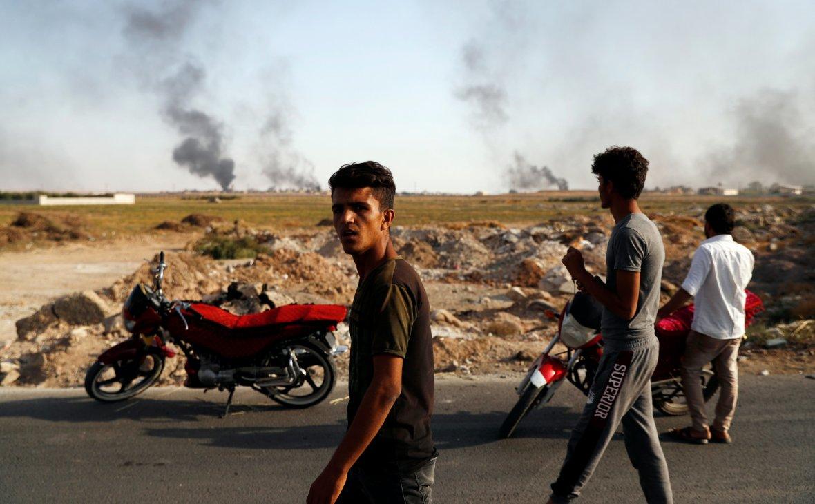 Госдеп пригрозил Турции санкциями из-за операции в Сирии