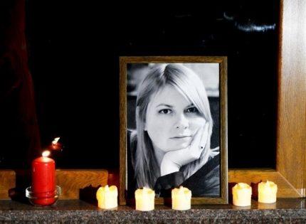 Суд оставил под стражей подозреваемых в убийстве Кати Гандзюк