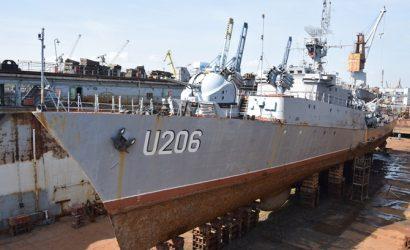 Корвет «Винница» станет кораблем-музеем