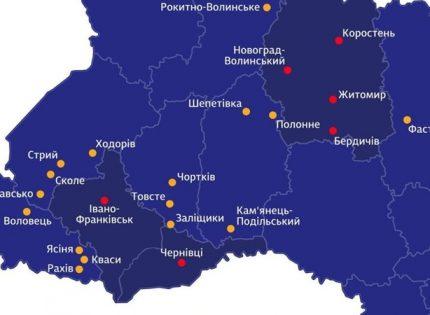 Из Ивано-Франковской и Черновицкой областей назначили пять спецпоездов