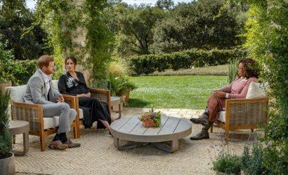 Тайная свадьба, расизм во дворце и мысли о суициде. Главное из интервью Меган Маркл и принца Гарри