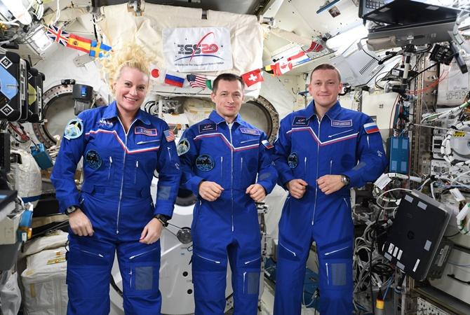 Россия решит, оставить ли МКС после технического обследования Международной космической станции
