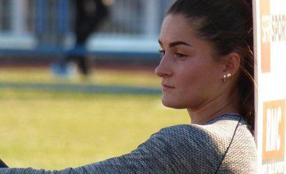 Легкоатлетка Килипко об Олимпиаде-2020: Я стала пятой, а могла прыгнуть намного больше