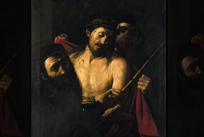 Приписываемую Микеланджело Караваджо картину едва не продали за 1500 евро в Мандре