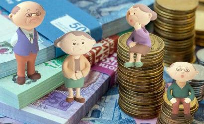 В 2021 году пенсии повысят 10 миллионам человек: Когда и на сколько (Календарь)