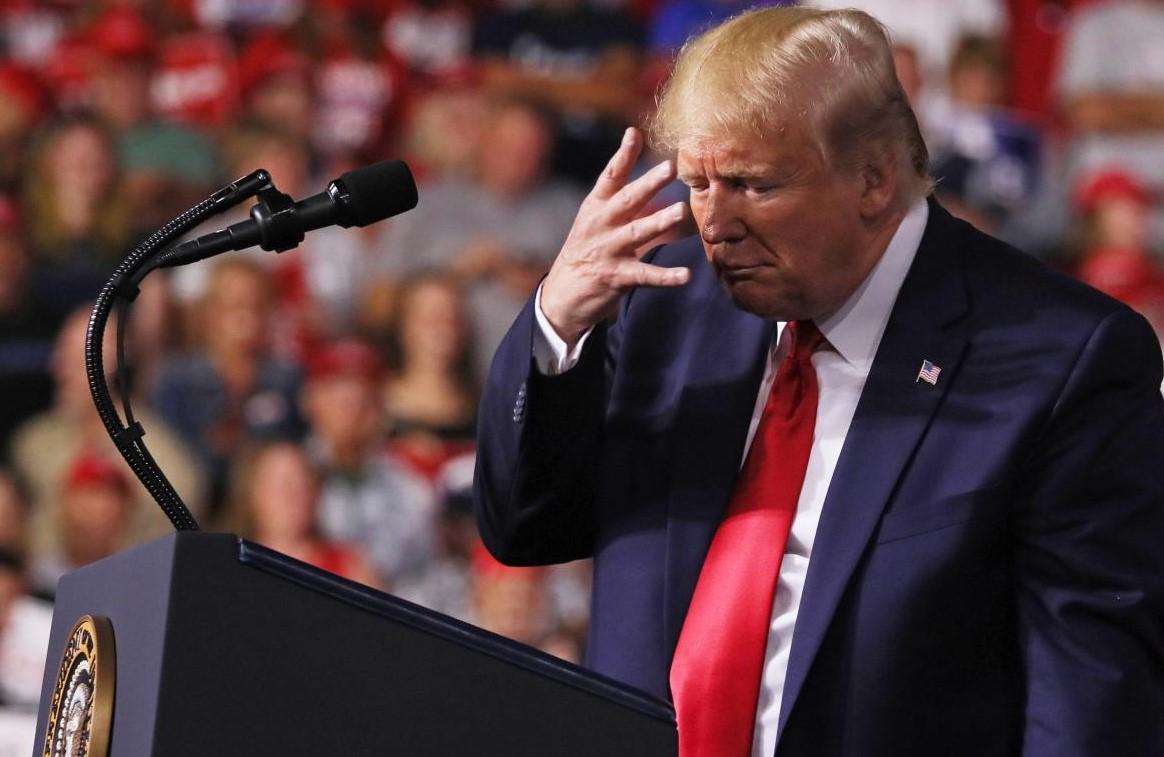 Трамп: я не хотел звонить Зеленскому, Перри попросил