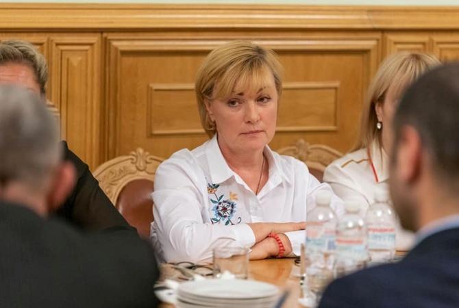 В Украине создали Совет семей погибших