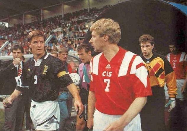 История ЧЕ-1992: Трагический датский триумф, или Как сборная СНГ проиграла пьяным шотландцам