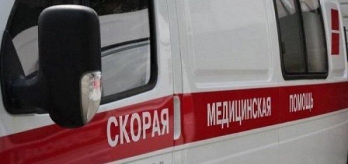 В «ДНР»: С КПП под Горловкой «скорая» увезла молодого мужчину