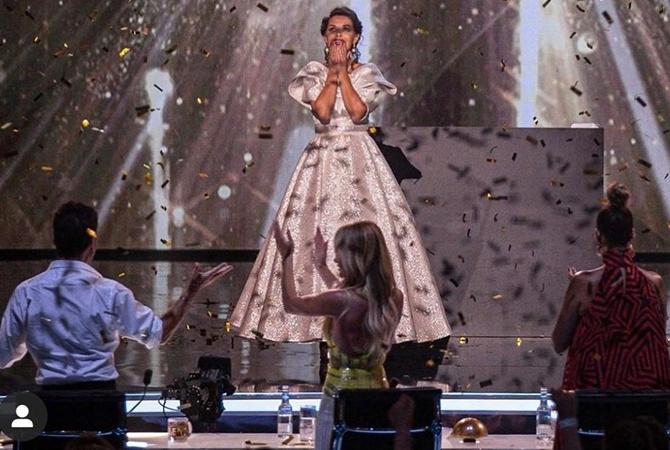 Финалистка мирового шоу талантов Ксения Симонова: перед поездкой в Лондон муж спас меня от смерти