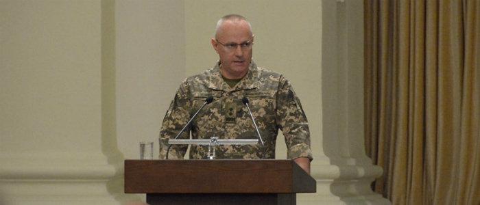 Генштаб назвал условия завершения боевых действий на Донбассе
