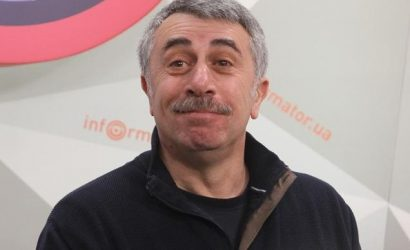 Доктор Комаровский рассказал о пользе ношения медицинской маски в холодную погоду