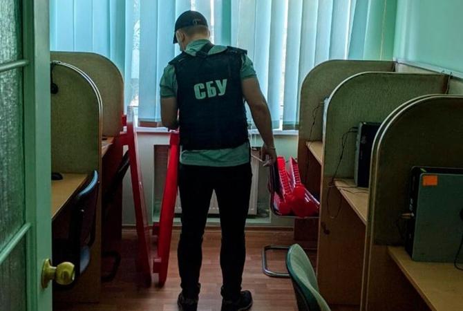 В Украине пресекли работу колл-центров, работавших на Яндекс