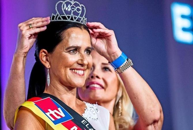 """Конкурс красоты """"Мисс Германия 50+"""" выиграла физиотерапевт Татьяна Юнгер"""