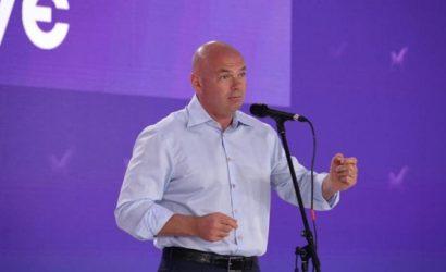 Игорь Палица в восторге от женского движения партии «За майбутнє»