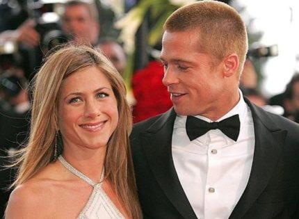 Экс-супруги Брэд Питт и Дженнифер Энистон впервые за 19 лет появились на одном экране