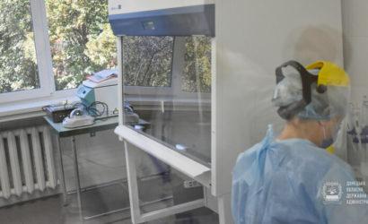 За деньги пациентов – нет: В Краматорске новая лаборатория будет делать до 300 тестов в сутки (Фото)