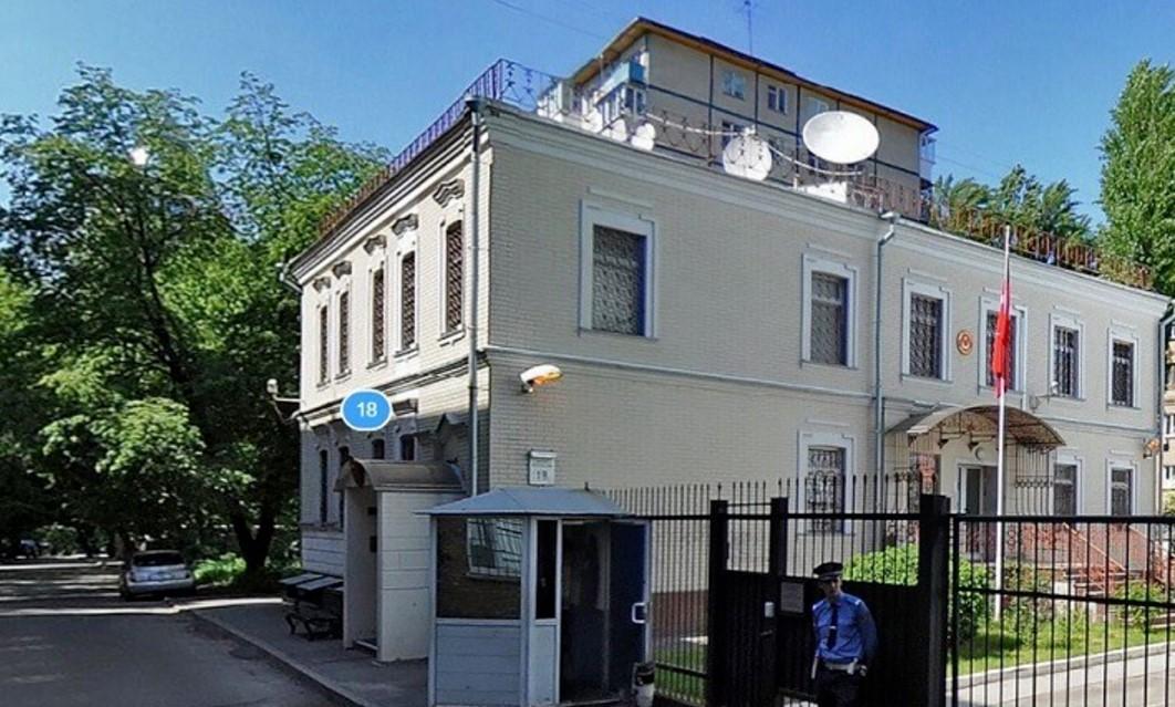 МИД прокомментировал столкновения у посольства Турции