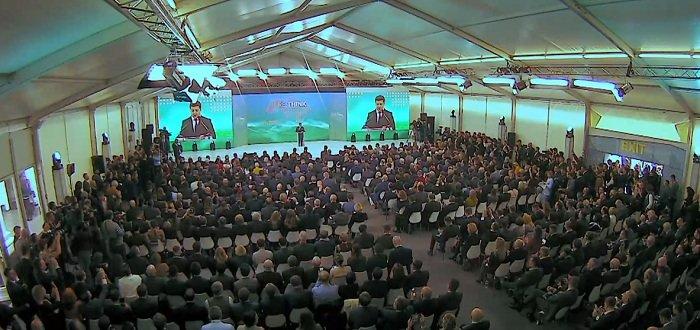 Welcome to Ukraine: Зеленский открыл инвестиционный форум в Мариуполе