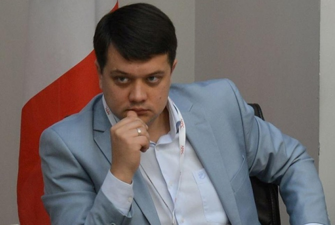Разумков: Закон об особом статусе Донбасса напишут с привлечением общественности