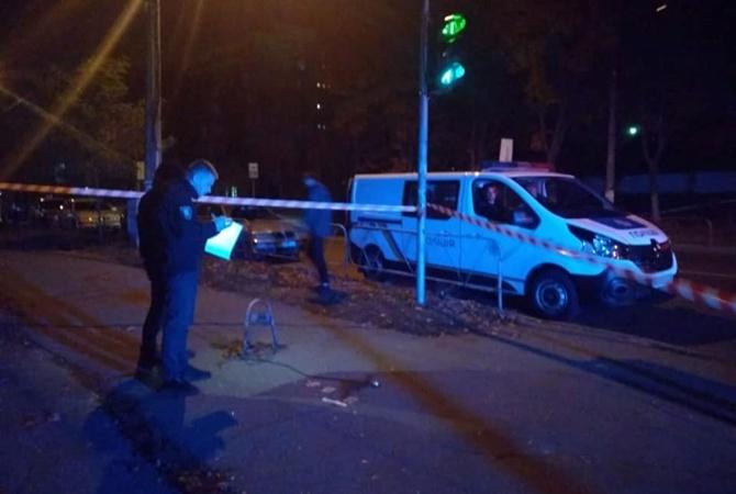 Стрельба в Киеве: Мосийчук назвал имя погибшего