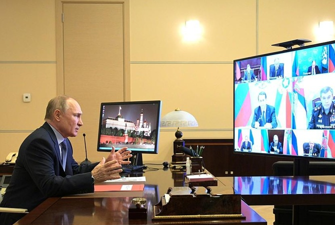 В Министерстве иностранных дел прокомментировали слова Путина про Украину-антипод России