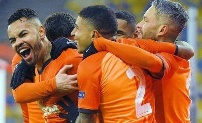 «Шахтер» в Киеве обыграл «Реал»