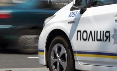 На Ивано-Франковщине полицейский сбил пожилую женщину