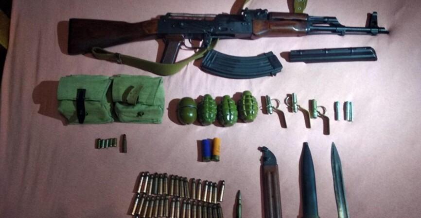 В заброшенных домах, гаражах, посадках: На Донетчине полиция изъяла 1200 гранат