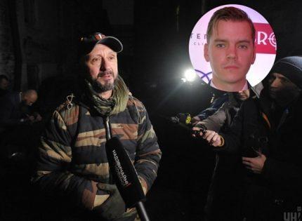 Суд оставил Андрея Антоненко под круглосуточным домашним арестом