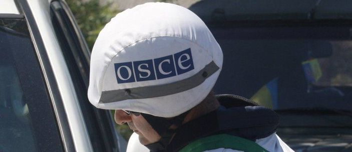 На Донбасс из России зашла колонна автомобилей без номеров, – ОБСЕ