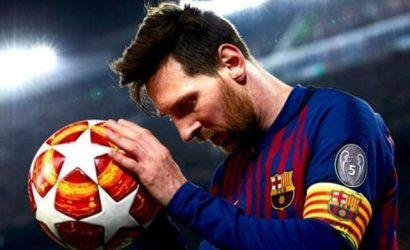 Месси ушел из «Барселоны». Прощай, эпоха!