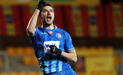 Роман Яремчук оформил очередной дубль в чемпионате Бельгии