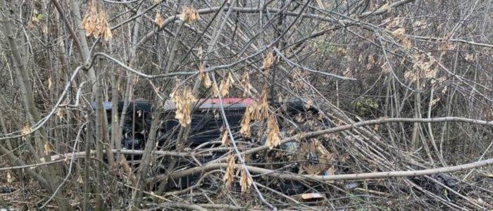 ДТП под Славянском: Пострадали два человека (Фото)