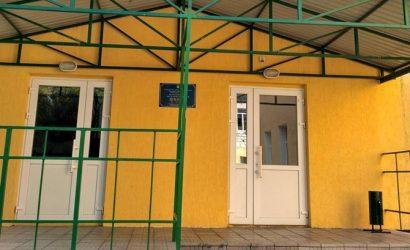 В школе Черкасской области ребенку на голову упали футбольные ворота