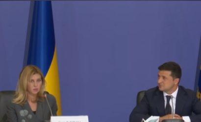 Зеленский заявил об увеличении домашнего насилия в Украине во время пандемии