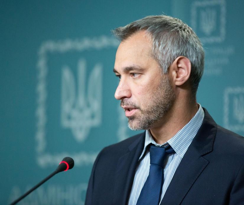 Рябошапка: будем настаивать, чтобы ВР одобрила задержание нардепа Дубневича