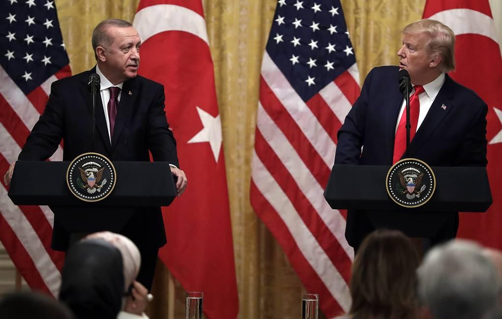 «Не будь дураком». Эрдоган вернул Трампу его письмо