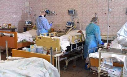 В Украине за сутки заболели коронавирусом 5 572 человека