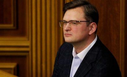 Украина призывает Россию начать переговоры о выводе войск