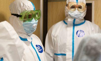 В Украине за сутки диагностировали почти 10 тысяч новых случаев COVID-19