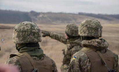 На Донбассе украинские защитники задержали российского военнослужащего