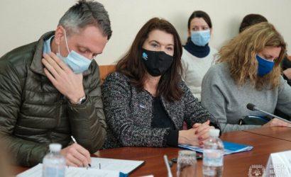 Главе ОБСЕ на Донбассе рассказали о ситуации с обстрелами и открытием КПВВ (Фото)