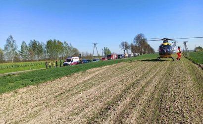 В Польше произошло ДТП с украинцами, погиб ребенок