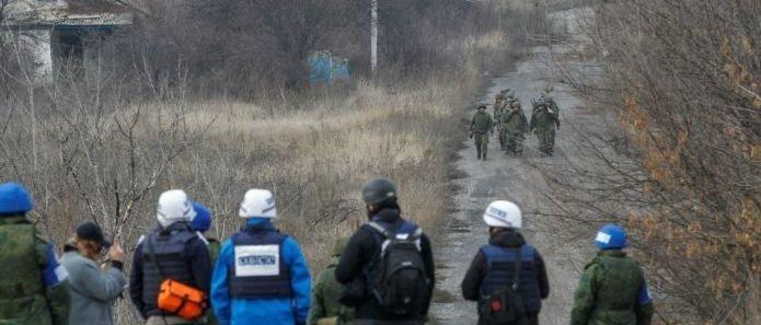 В районе Богдановки и Петровского завтра начнется разминирование, – ООС