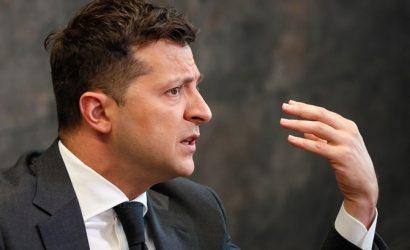 Зеленский сравнил заявления о нацизме в Украине с «Камеди Клабом» и фильмом Тарантино