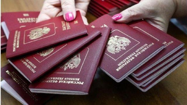 Германия не будет признавать российские паспорта жителей ОРДЛО